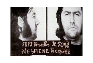#figuration homme #silhouette ressemblant à Jacques Mesrine #fiction #Paris