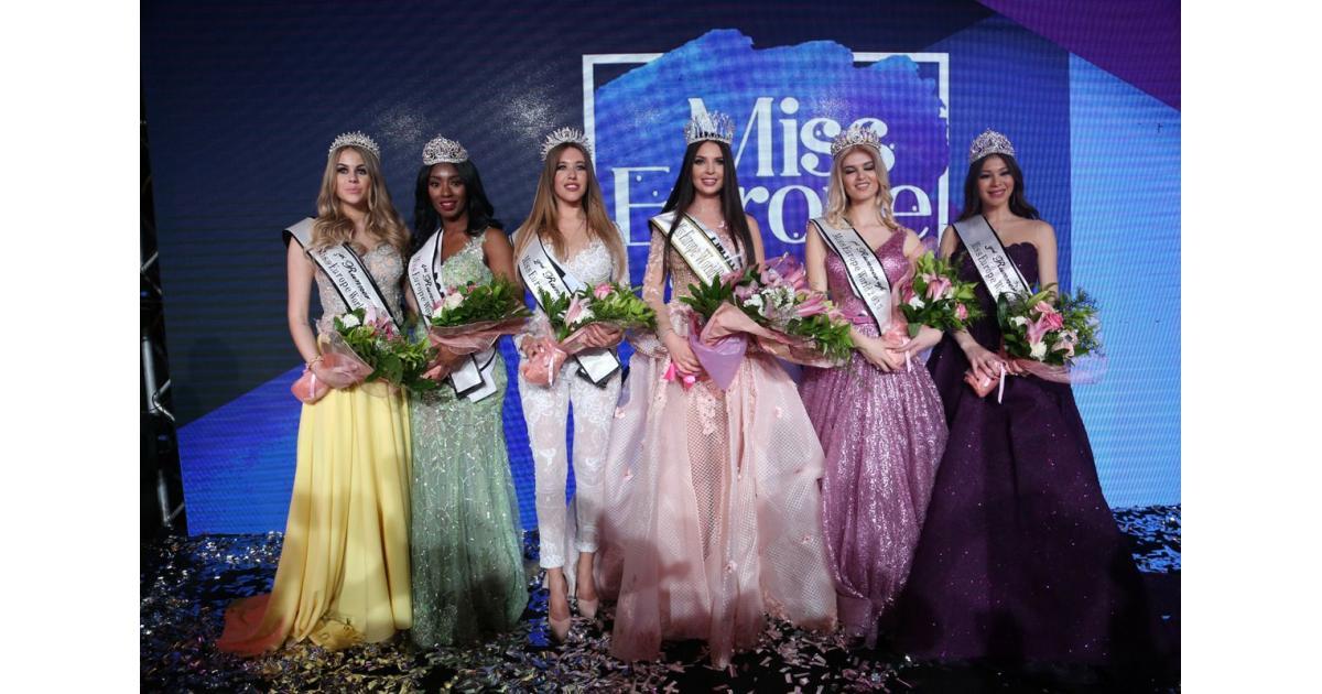 #casting jeunes femmes 19/33 ans pour le concours Miss Europe 2019 #Catwalk