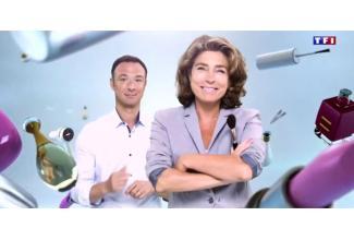 # Teleshopping TF1 cinq Figurantes plateau 40/60 ans pour tournage avec Marie-Ange Nardi