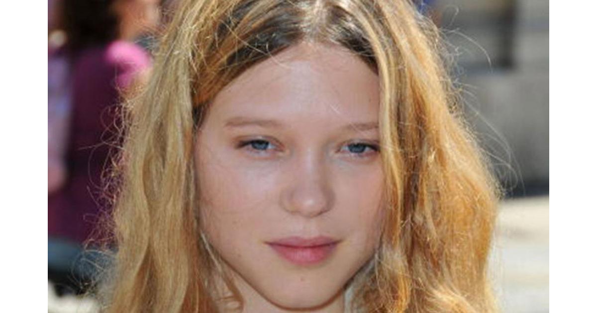 #casting #figuration fille 10/14 ans #blonde aux yeux bleux pour #film avec Léa Seydoux