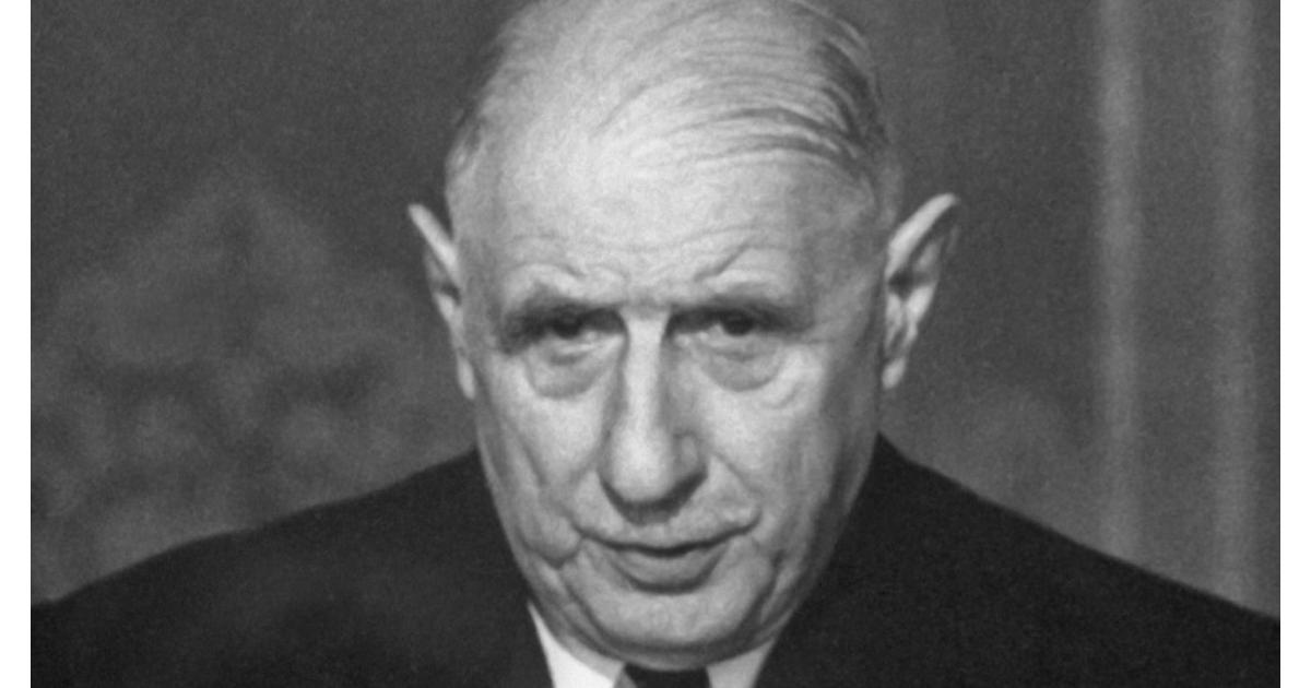 #figuration homme ressemblant au général de Gaulle pour reconstitution #historique #Paris