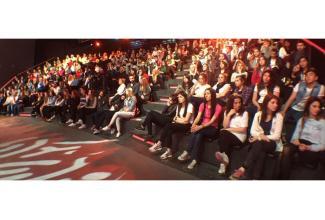 #figuration hommes/femmes 18/30 ans pour public émissions #TV #paris