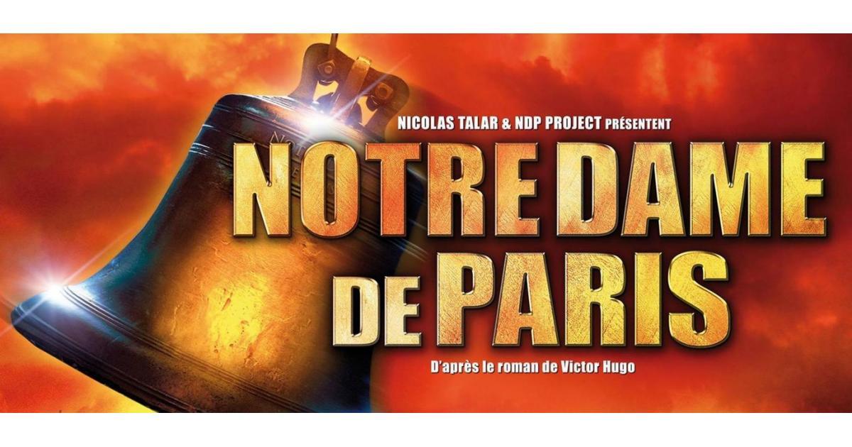 #casting #audition chanteurs et chanteuses pour tournée comédie musicale Notre-Dame de Paris
