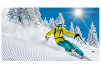 #HauteSavoie #Annecy #figuration #ski homme skieur professionnel pour tournage documentaire en Chine