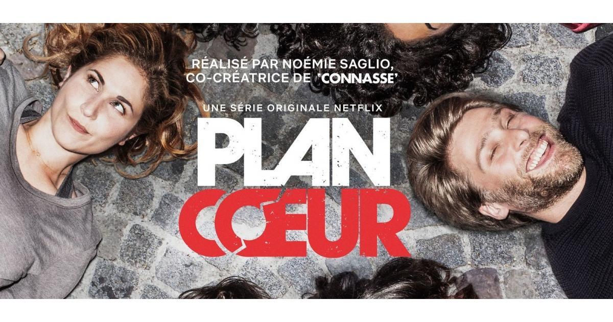 #figuration #enfant garçon 4 ans caucasien brun pour tournage série Netflix Plan Coeur #Paris