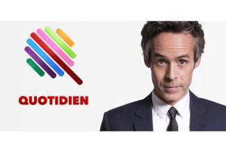 #figuration hommes et femmes tous âges pour public émission Quotidien avec Yann Barthès #Paris