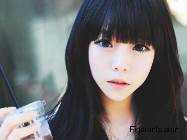 jeune asiatique