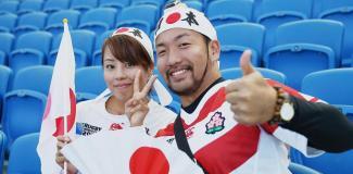 #figuration hommes 20/30 ans d'origine japonaise pour tournage publicité coupe du monde de rugby