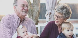 #figuration couple de grands-parents et 2 enfants 6/12 ans pour tournage publicité