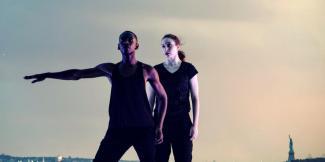 #casting danseur homme 18/25 ans corps fin et elancé pour projet éditorial Citizen K